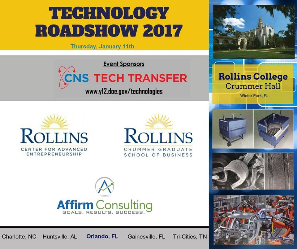 CNS Technology Roadshow - Orlando Florida