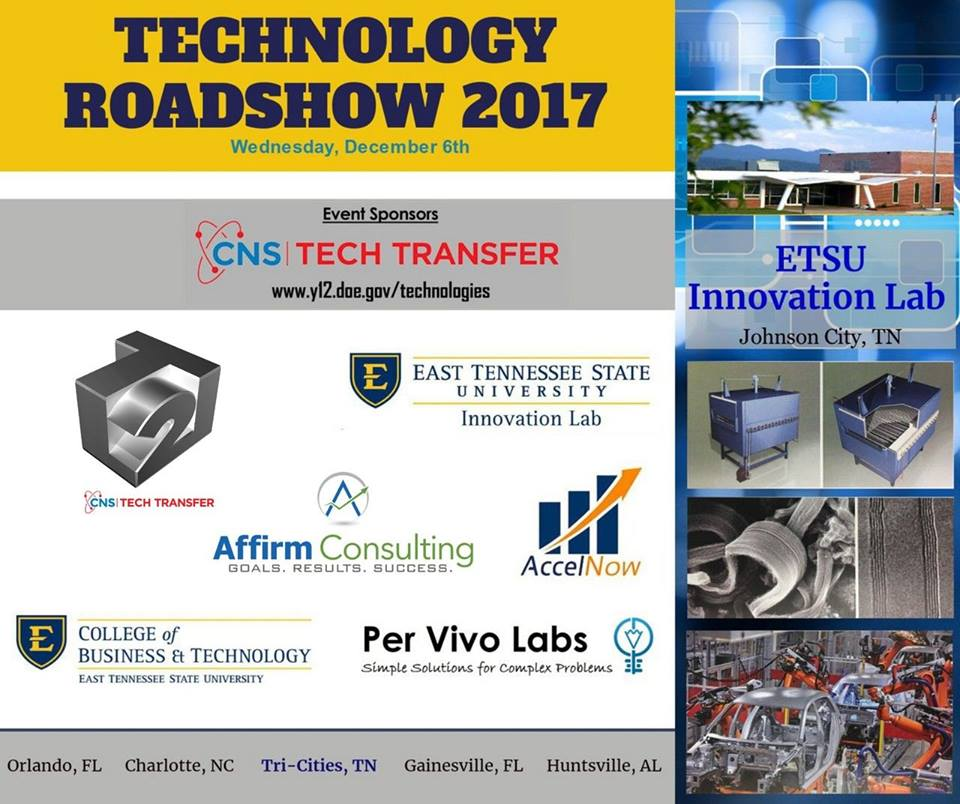 technology roadshow - tricities