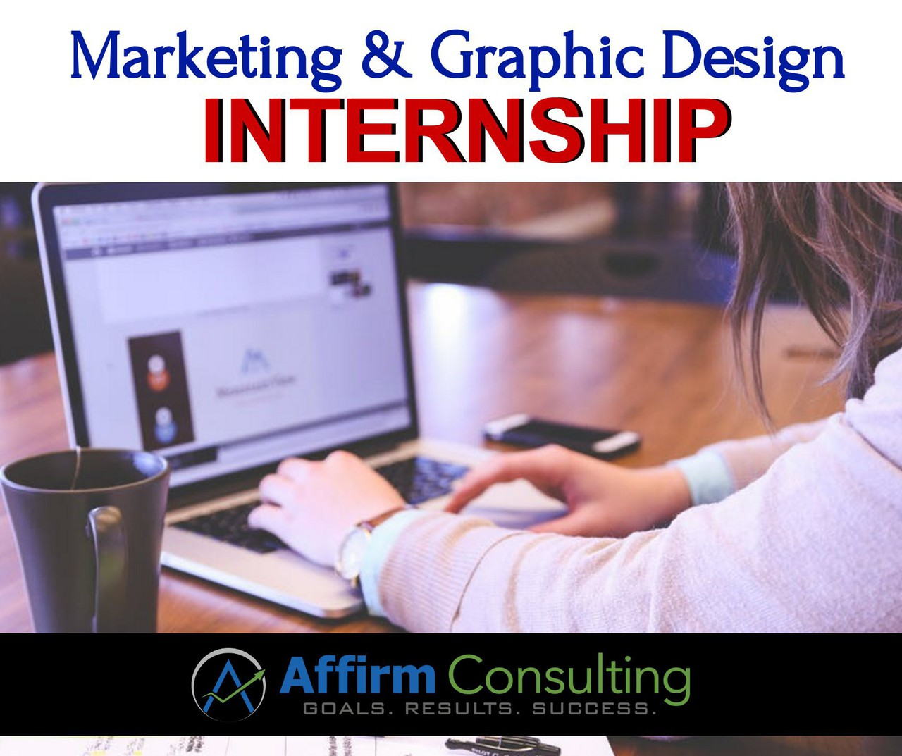 Affirm consulting news updates for Design consultancy internship