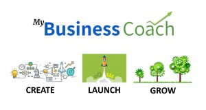 My Business Coach - Start A Business, Launch A Business, Grow A Business