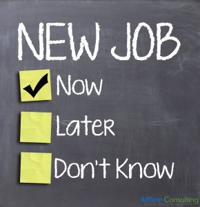 Are you ready for a career change?